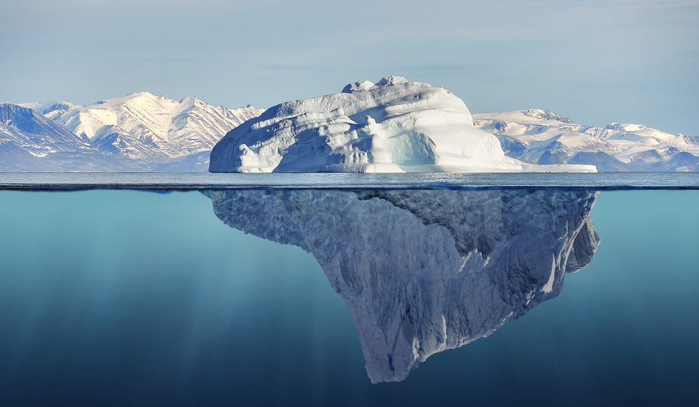 The hidden costs of cloud computing are similar to an iceberg; the real threat lurks below