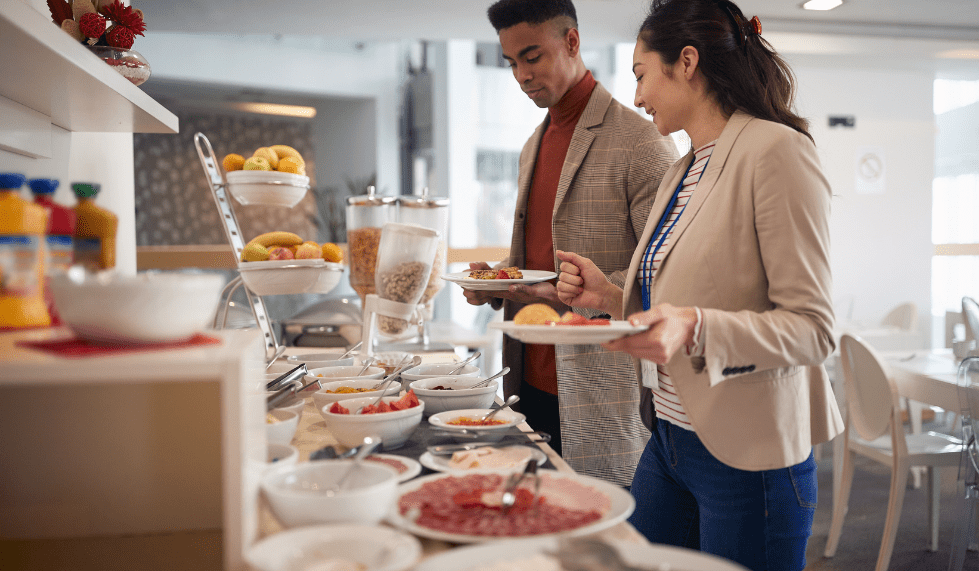 choosing the right tech investment is like choosing from a buffet